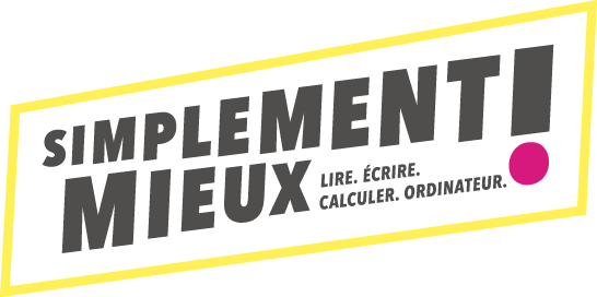 Logo compétences de base jaune