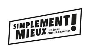 Logo compétences de base noir